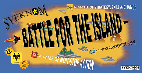 Battle For The Island -  Syeknom Games