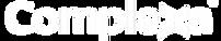 Complexa White Logo