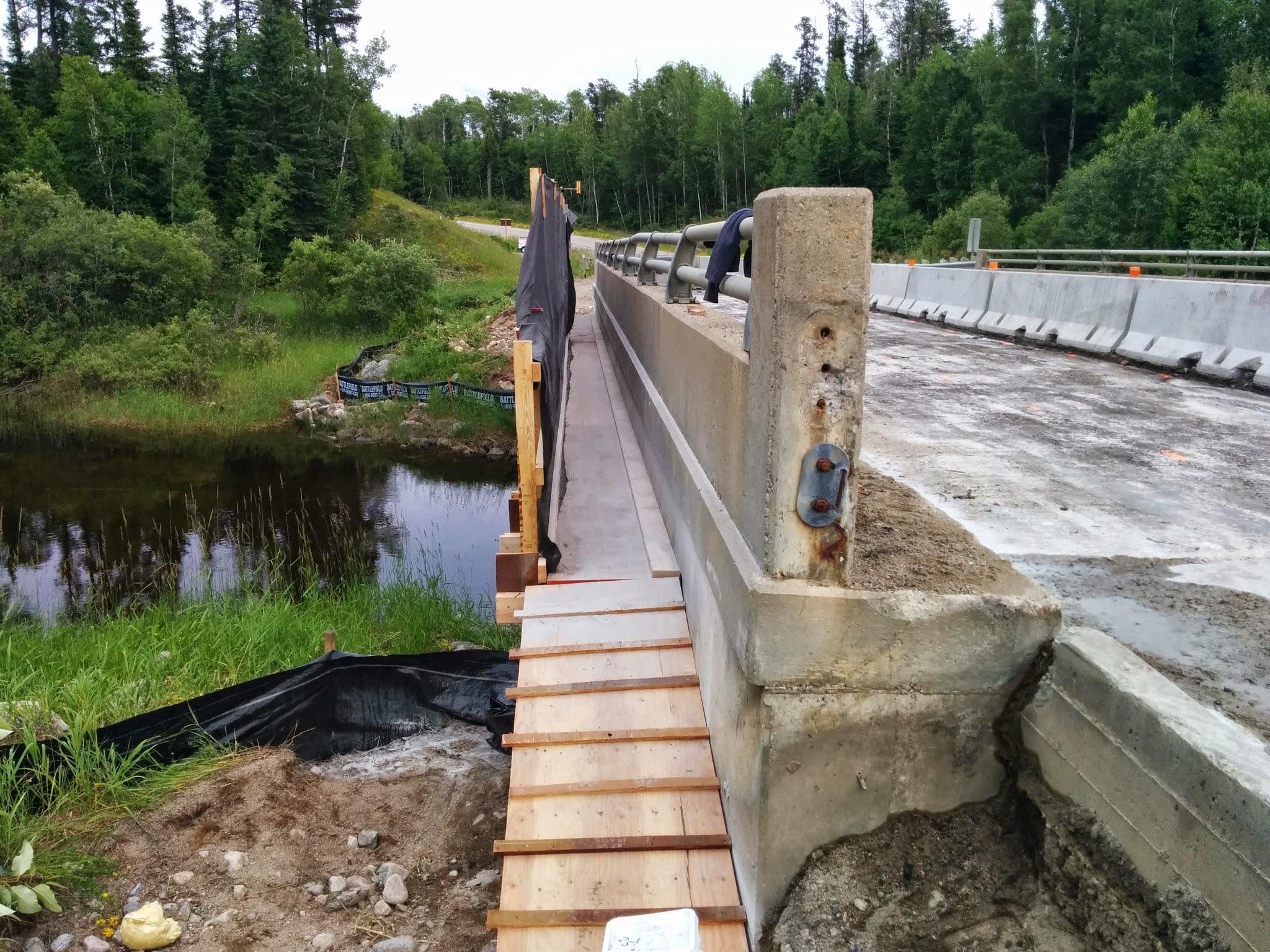 Hwy 631 White River Bridge