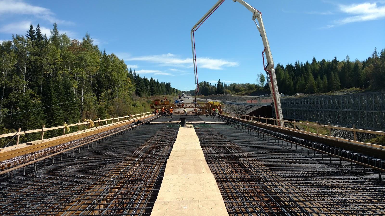 Pic River Bridge MTO 2014-6000