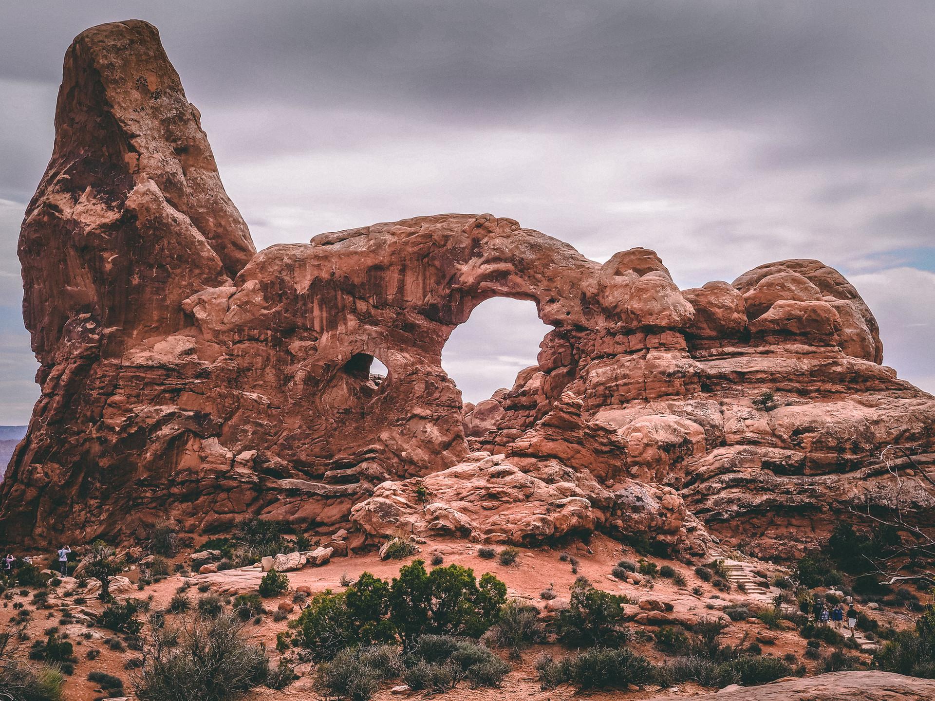 """""""Windows"""" at Moab"""