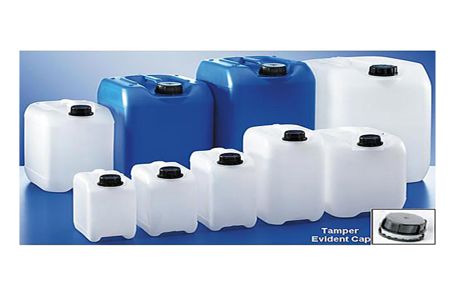 Packaging Products: Jerry Cans