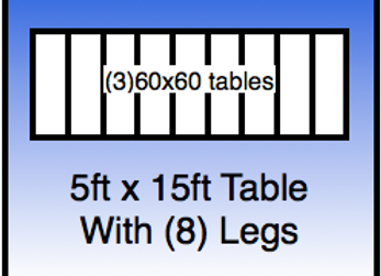 5x15 table