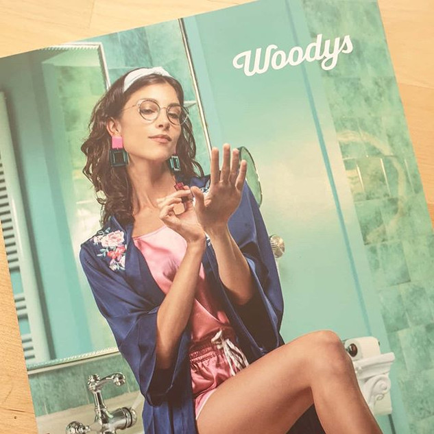 Idzie nowe! @woodysbarcelona #staytuned