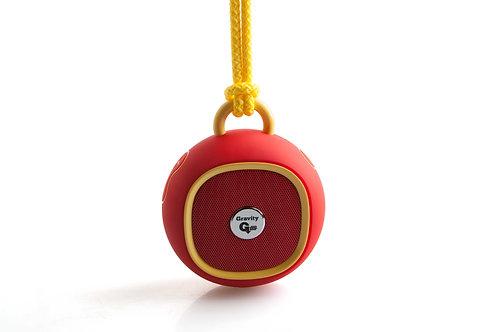 Gravity Bluetooth Speaker (Red/Yellow)