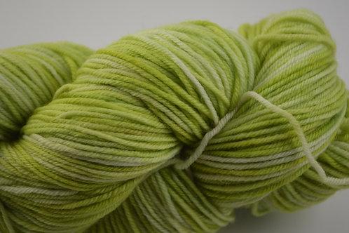 Bright Lime Superwash Merino