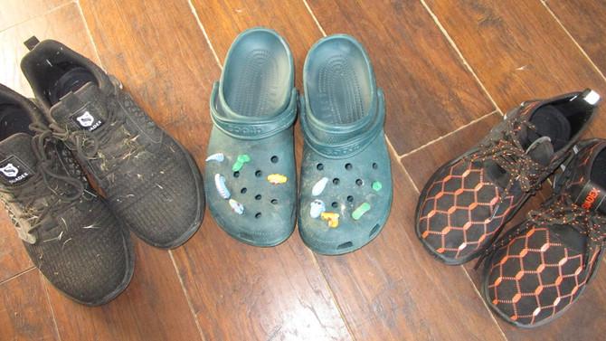 """""""Indestructible"""" Shoes"""