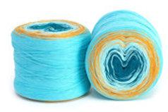Aquatic #2003 Concentric Cotton