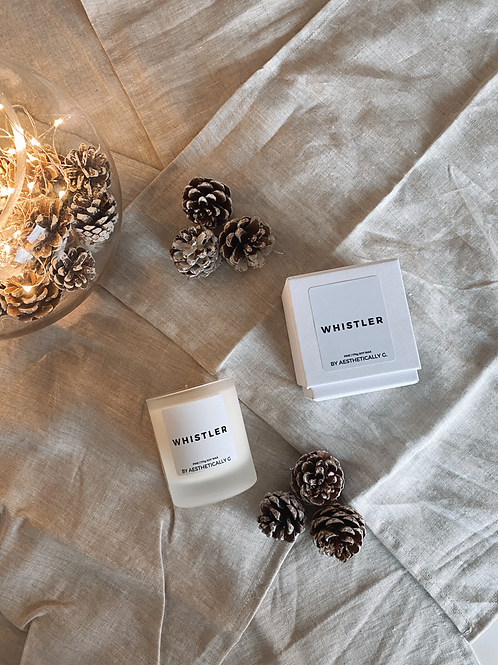 WHISTLER 170g Scented Candle