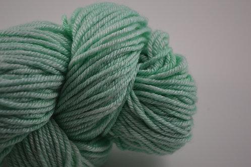 Mint green BFL Silk DK