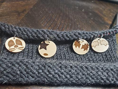 Detroit Rock Stitching Stitch Markers