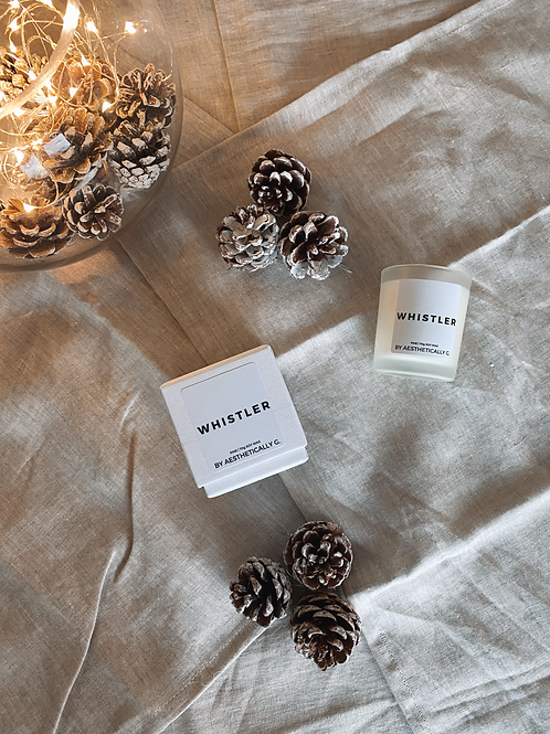WHISTLER 70g Scented Candle