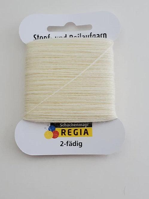 Ivory #01992 Regia reinforcing thread