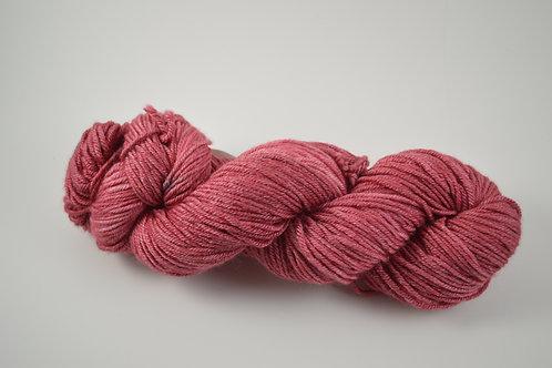 Rosey Red BFL Silk DK