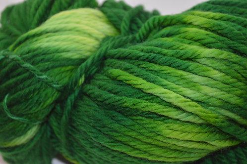 Shades of Green superwash Merino