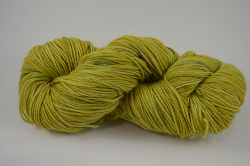 Lime Superwash Merino