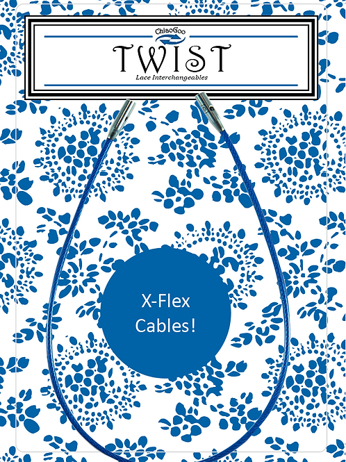 Twist Blue Cable