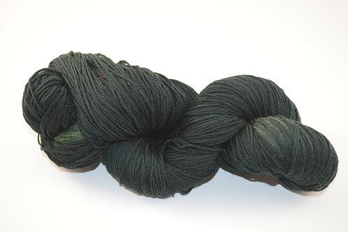 Shades of Green Sock yarn
