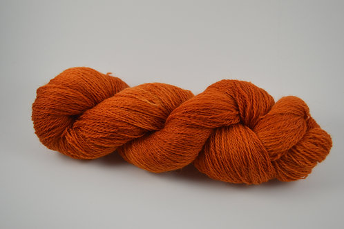 Orange Kid Mohair, Merino Wool