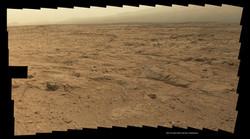 MSL Curiosity Sol 107