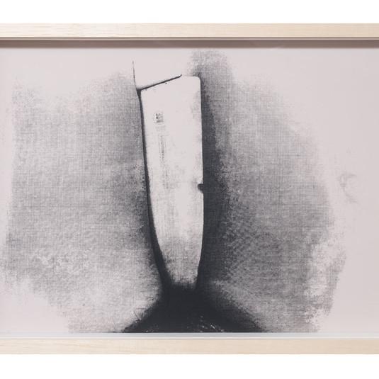 GABRIELA NOUJAIM Corpos, presente 2016 | 2019 Serigrafia sobre papel 31 x 42 cm Edição: 1/3