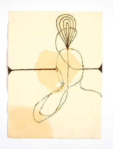 Joao Kammal-Serie Limiar  2018 desenhos
