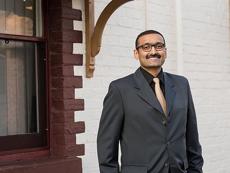 Meet a CEO: Dr Gautam Herle