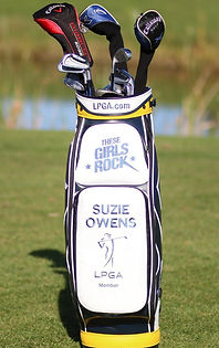 Suzie Owens LPGA Instruction