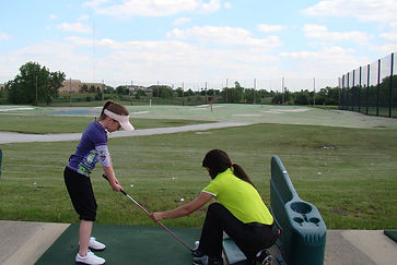 Golf Lesson South Suburb