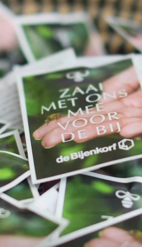 de Bijenkorf 'the Future is Green'