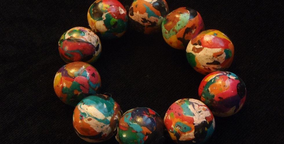 Bracelet CASTAFIORE, mille couleurs