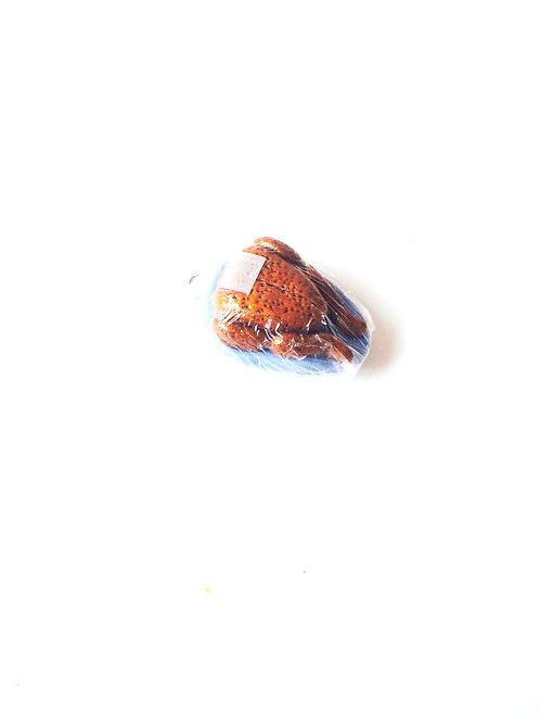 Poulet miniature sous vide, pièce pour vitrines, maison de