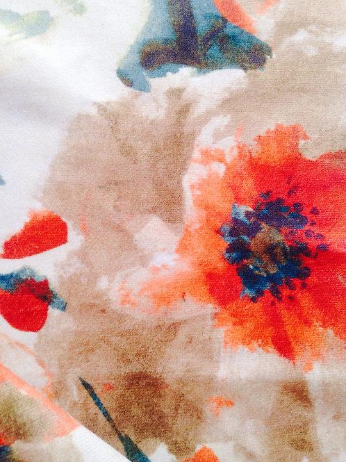 Tissu - Chute de tissu de designer, Clarke UK, Ersilia