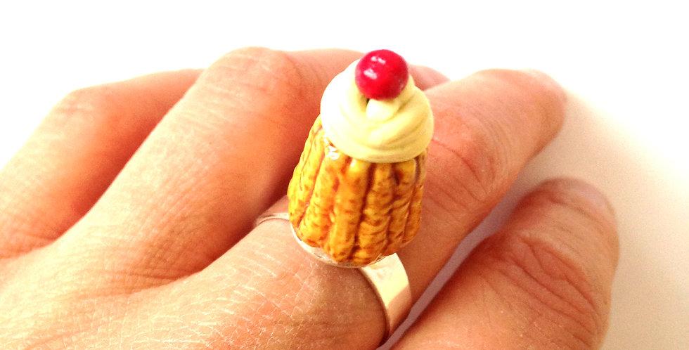 Bague LE P'TIT KOUGLOF, miniature