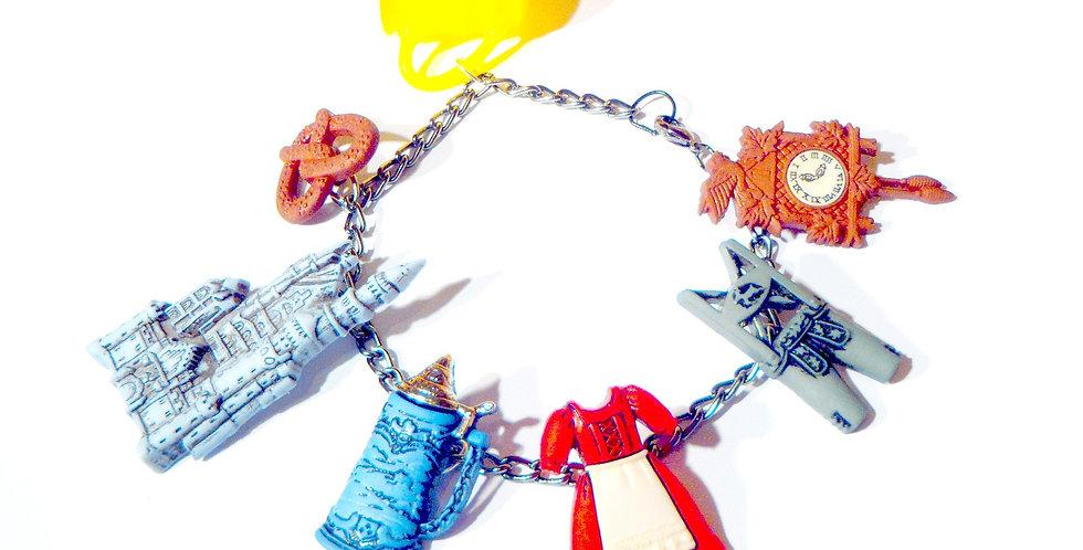 Bracelet OKTOBERFEST, miniatures, Allemagne