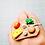 Thumbnail: Bague LE PLATEAU DE FROMAGE, miniature