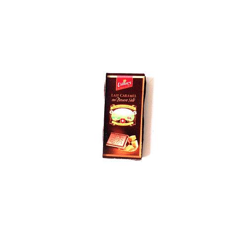 Plaque de chocolat miniature