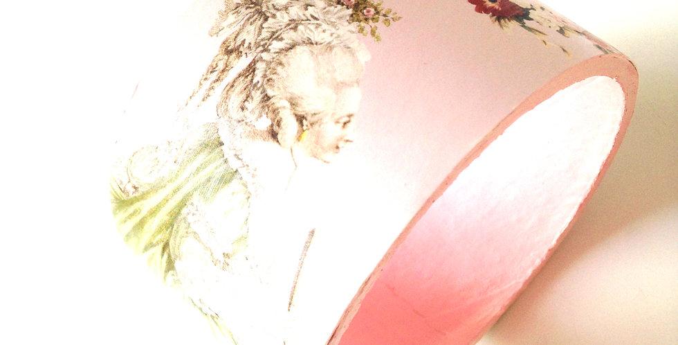 Bracelet Manchette DUCHESSE, confidente de Marie-Antoinette