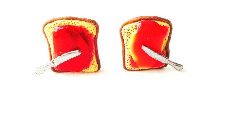 Boucles CLIPS, TOASTÉE, toasts miniatures beurre confiture