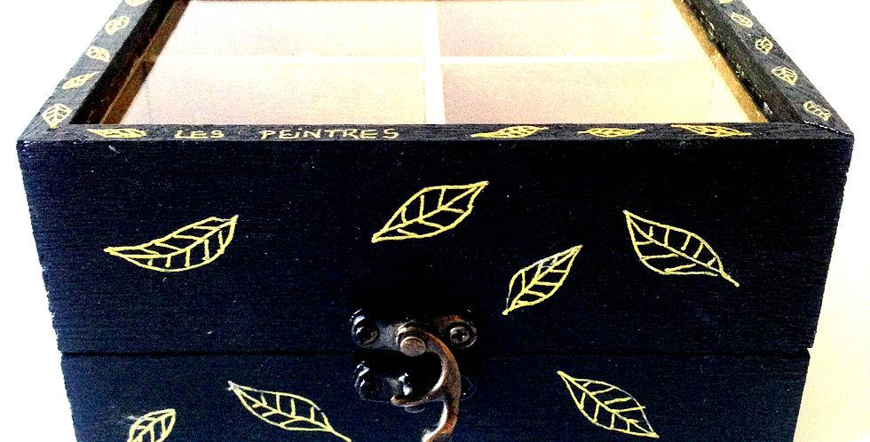 Coffret de Bijoux + 9 bijoux, thème LES PEINTRES