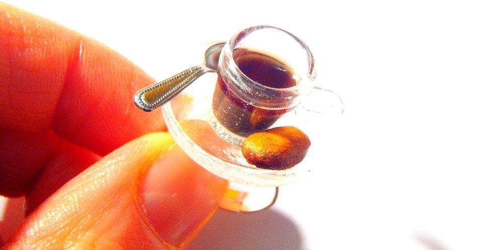 Bague CAFÉ MADELEINE, miniature