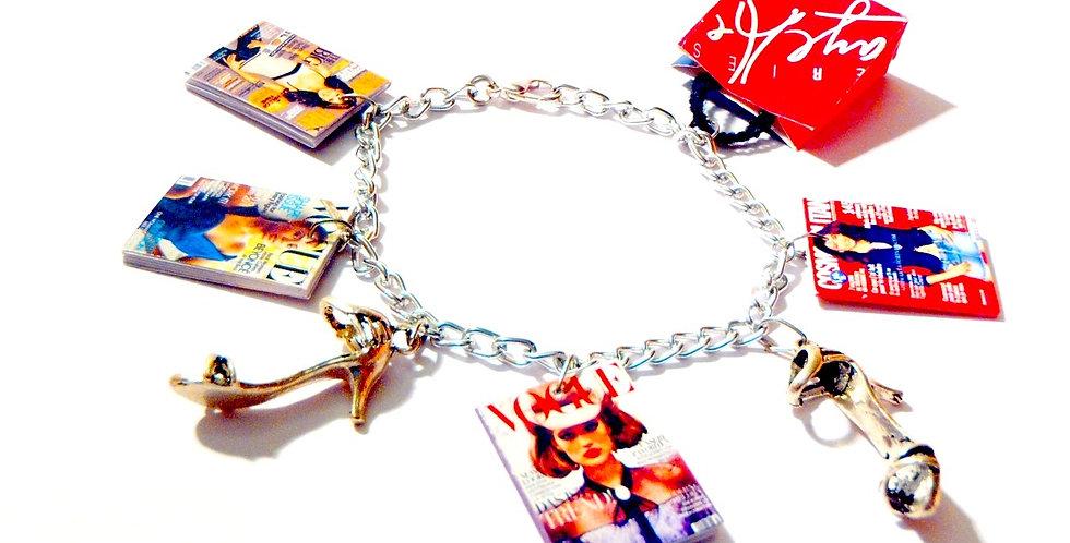 Bracelet FASHION VICTIM, miniatures