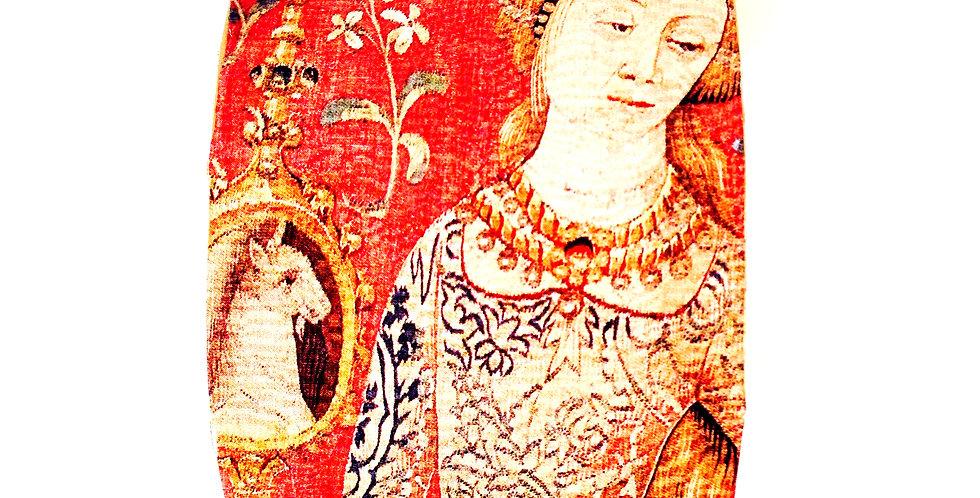 Bracelet LE MIROIR, de la Dame à la Licorne