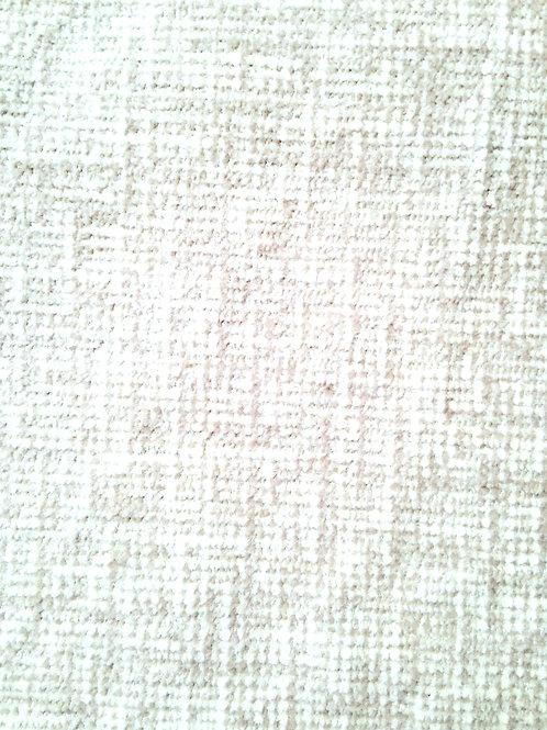 Chute de velours beige, Casal 137 x 50 cm