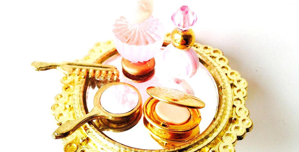 Bague ISPAHAN, boudoir miniature