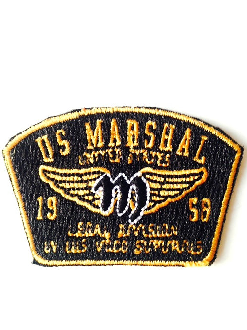 Patch brodé Thermocollant US Marshalls
