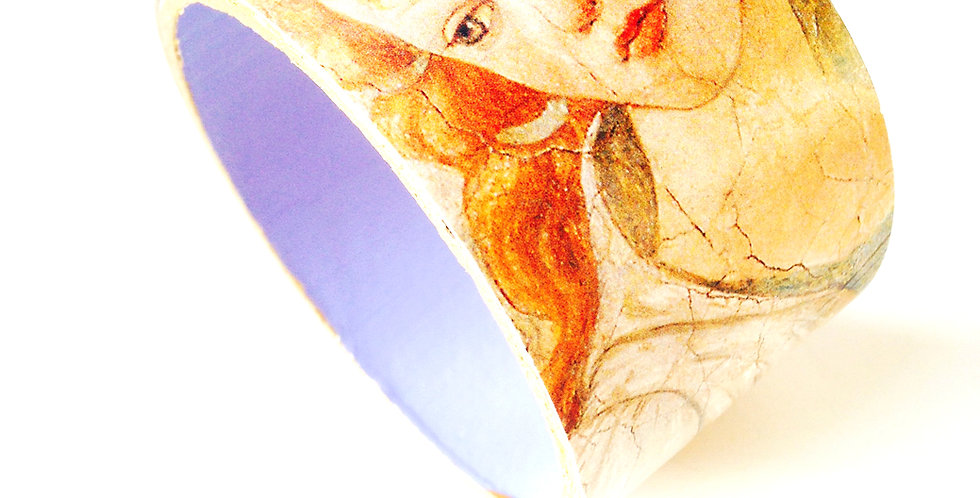 Bracelet BOTTICELLI, pastel mauve