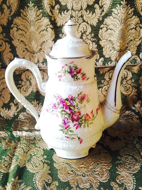Théière Limoges ancienne / Antique Limoges Teapot