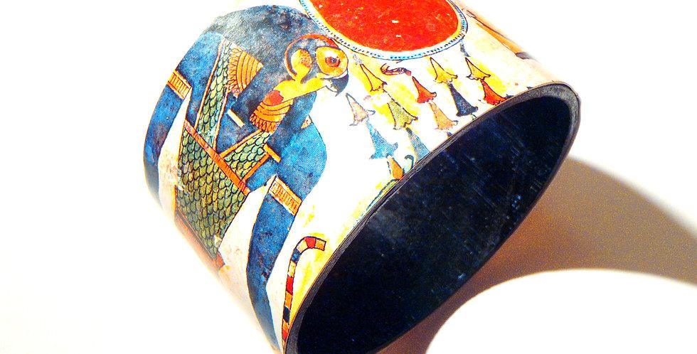 Bracelet ANTIQUITÉS ÉGYPTIENNES, bracelet cartonné