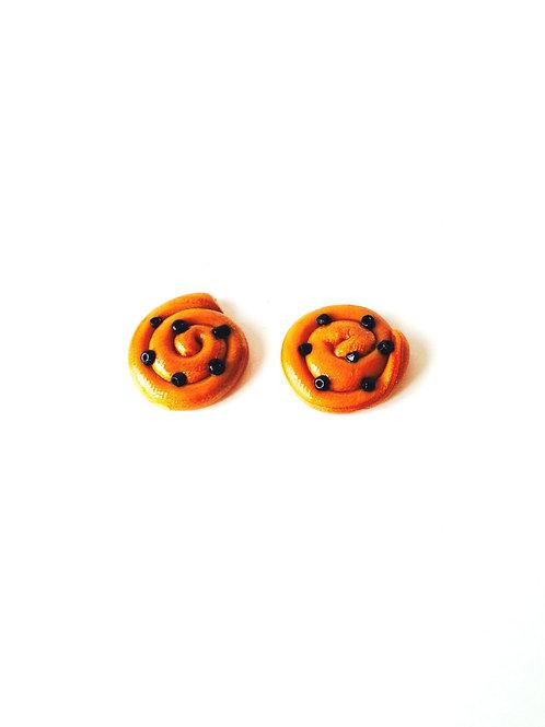 Pains aux raisins miniatures